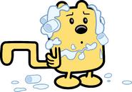 Decal - Messy Marshmallow Wubbzy
