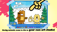 Wubbzy's Animal Coloring Book (Amazon and Google Play) 2