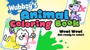 Wubbzy's Animal Coloring Book (iPhone)