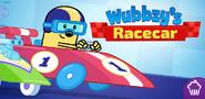 Wubbzy's Racecar Banner