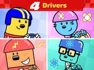 Wubbzy's Racecar (iPad) 3