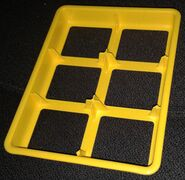 Memory Game Wow! Wow! Wubbzy! Edition - Card Tray