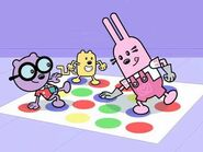 Wow! Wow! Wubbzy! - That's What Friends Are For (French)