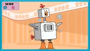 Wubbzy's Amazing Adventure Robo-Cluck 3000 Defeated B