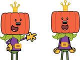 Francis the Pumpkin King