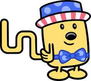 Decal - Patriotic Wubbzy