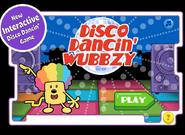 Disco Dancin' Wubbzy App (iPad)
