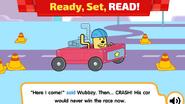 Wubbzy's Racecar (Amazon and Google Play)