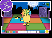 Disco Dancin' Wubbzy App (iPad) 2