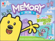 Memory Game Wow! Wow! Wubbzy! Edition - Box, Front