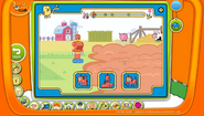 Toggolino Club - Side-scrolling Game Featuring Rupert the Super-Duper Transforming Robot