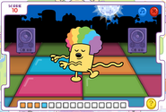 Disco Dancin' Wubbzy Wubbzy's Dance 3