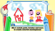 Wubbzy's Animal Coloring Book (Amazon and Google Play) 3
