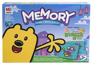 Memory Game Wow! Wow! Wubbzy! Edition - Box, Front (Stock Photo)