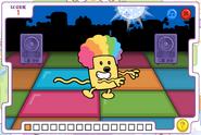 Disco Dancin' Wubbzy Wubbzy's Dance 2