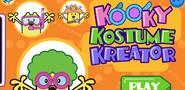 Kooky Kostume Kreator App Banner