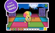 Disco Dancin' Wubbzy App (Amazon and Google Play) 2