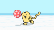 Wubbzy Releases Red Ball