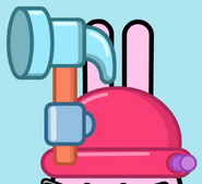 Hammer Hat 3000