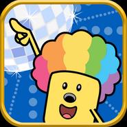 Disco Dancin' Wubbzy App