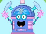 Jukebox Robot