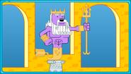Wubbzy's Underwater Adventure King Triton