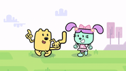 Wubbzy's Sure He'll Win Show and Tell