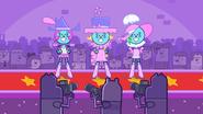 LCW - The Wubb Girlz in Fashion Uniforms