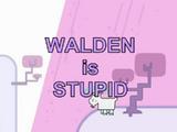 Walden is Stupid