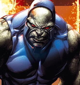 Znalezione obrazy dla zapytania: darkseid full comics