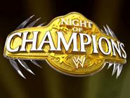 Logo night of champions wwe