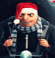 Despicable me christmas by niheditions-d5og8gb