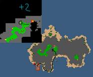 Mapa boss pirat