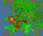 Mapa boss serpent