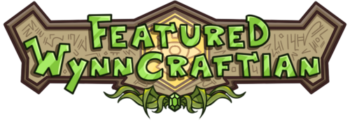Featured Wynncraftian Logo