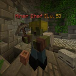 Miner Chef