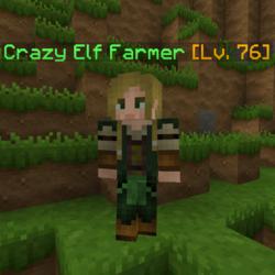 The Crazy Elf Farmer