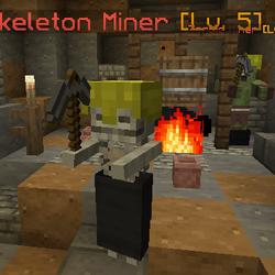 Skeleton Miner
