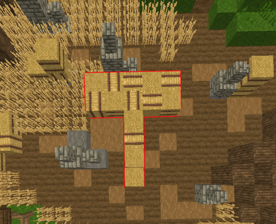 Solution to the Hay Bales Puzzle
