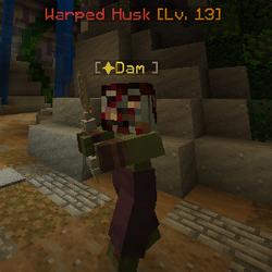 Warped Husk