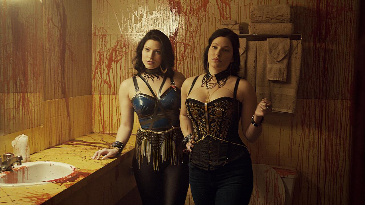 Jolene and Cora