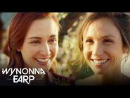 WayHaught Wedding- Waverly and Nicole Tie the Knot - Wynonna Earp - SYFY