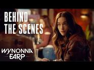Love's All Over -BEHIND THE SCENES- - Wynonna Earp - SYFY