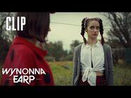 The Earps Look For An Extractor - Wynonna Earp - SYFY