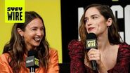 Wynonna Earp Season 4 Will Be Crazy NYCC 2019 SYFY WIRE
