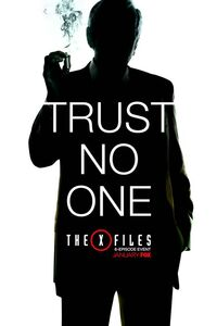 X-Files 2016 Miniseries Poster 001