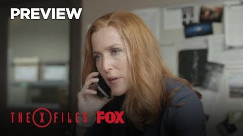 Preview We Need Your Help, Even If We Don't Trust You Season 11 THE X-FILES