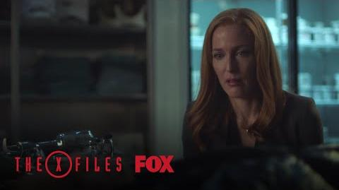 Scully Cries Out To Her Son Season 11 Ep