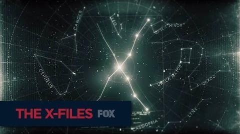 THE X-FILES Are We Truly Alone? FOX BROADCASTING