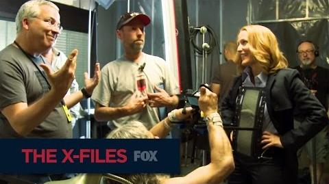 THE X-FILES First Look